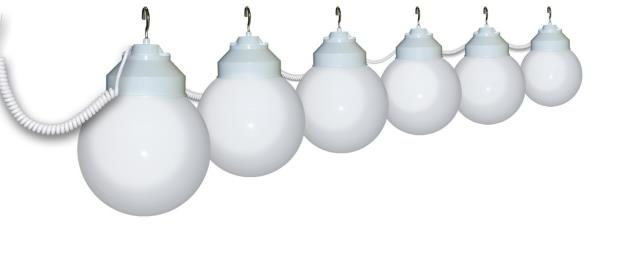 Where to find TENT LIGHTS  6 PER STRING in Baltimore