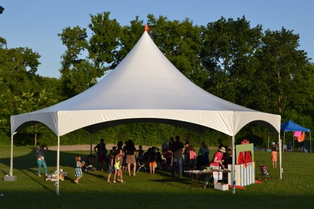 Where to find TENT FRAME HEXAGON in Baltimore