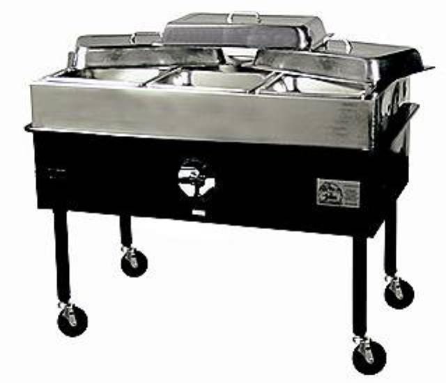 Where to find STEAM TABLE 4 DISH LP in Baltimore