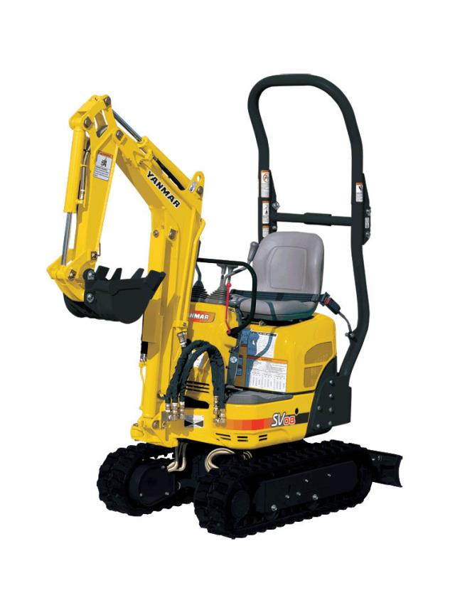 Where to find MINI EXCAVATOR 5 FT in Baltimore