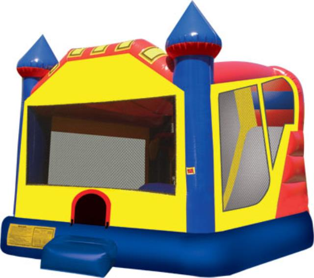 Where to find MOONBOUNCE COMBO W SLIDE 15  X 20 in Baltimore