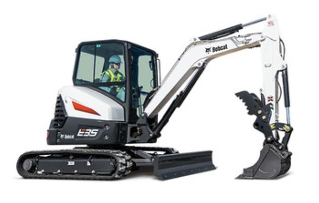 Where to find MINI EXCAVATOR 13 FT EXTENDAHOE in Baltimore