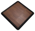 Rental store for DANCE FLOOR 12 X 12 DARK MAPLE in Baltimore MD
