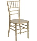 Rental store for CHIAVARI CHAIR GOLD W CUSHION in Baltimore MD